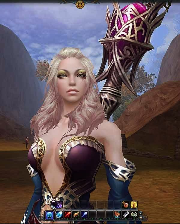 Download Free MMORPG Games - Forsaken World