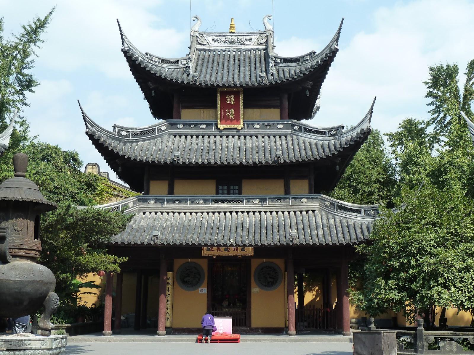 Heidi in shanghai 2012 longhua tempel und botanischer garten - Botanischer garten shanghai ...