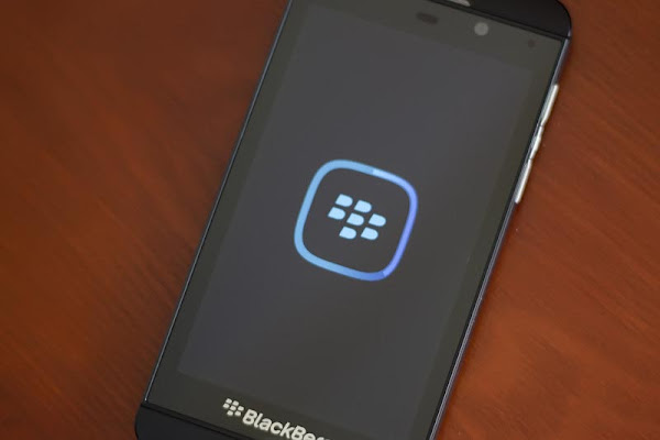 BlackBerry 10 - Bootup