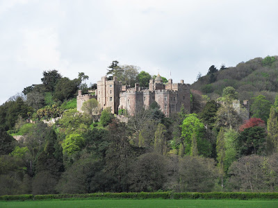 Dunster castle Dunster Somerset
