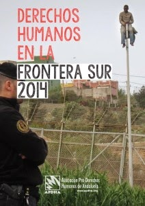 Derechos humanos en la Frontera Sur.