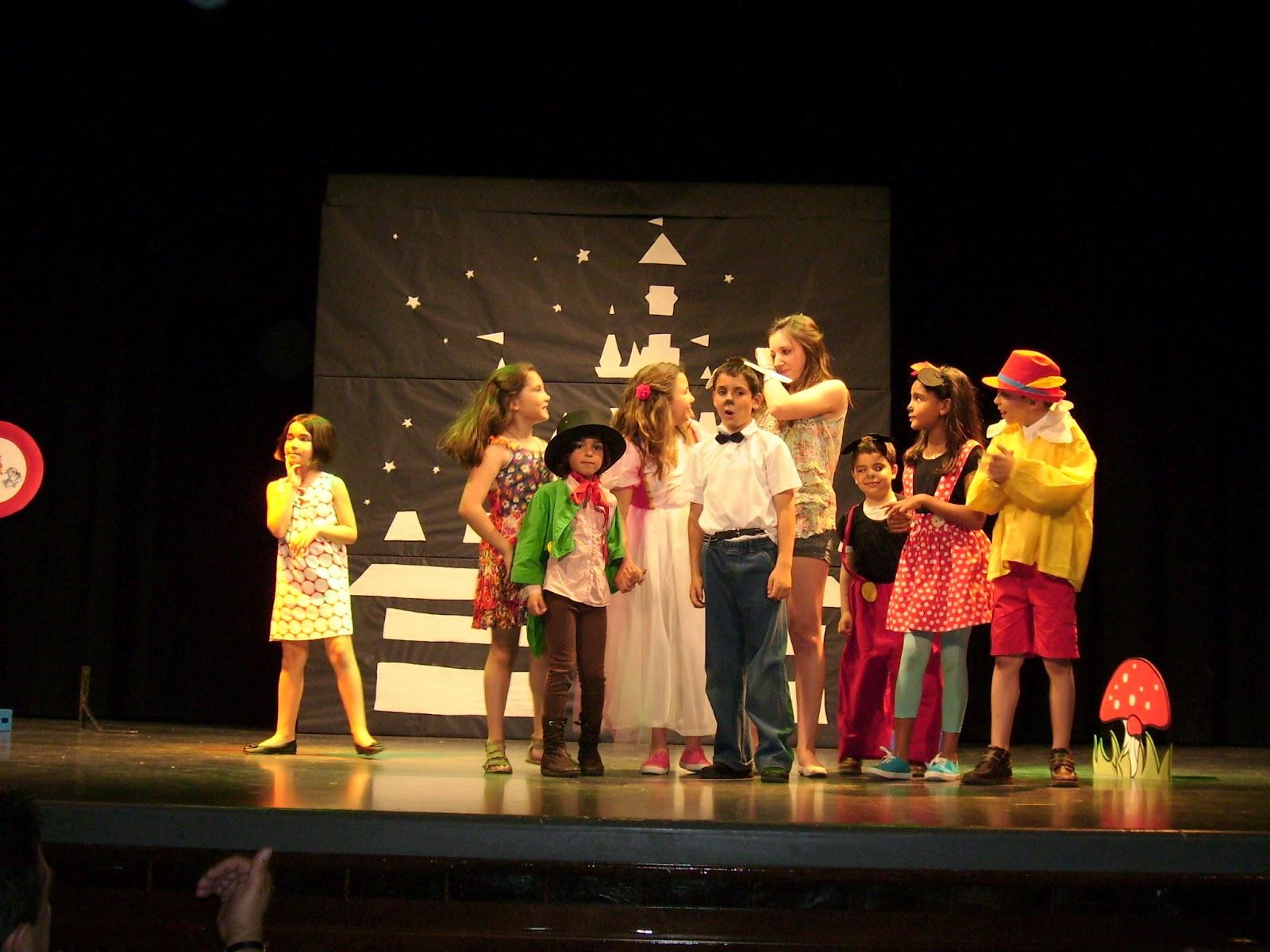 """Manzanares DIGITAL: La XXX Muestra de Teatro Escolar """"Lazarillo ..."""