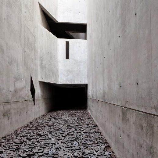 Histoire des arts le mus e juif de berlin for Le vide interieur