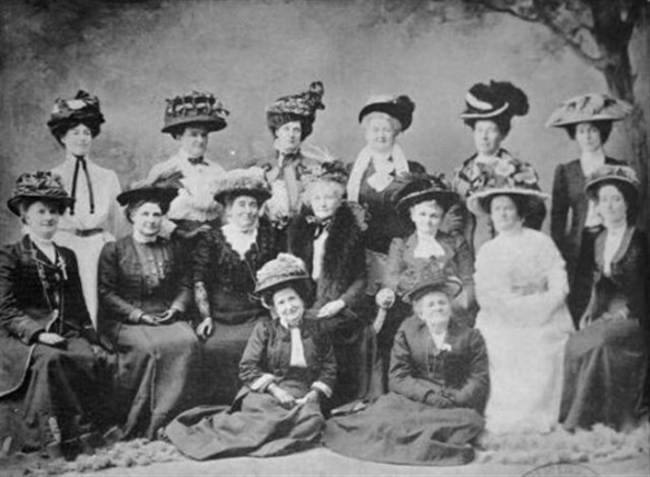 Australian Suffragettes