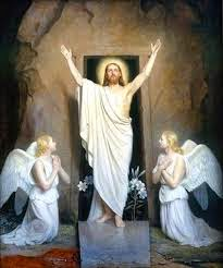Today Christ is Risen!