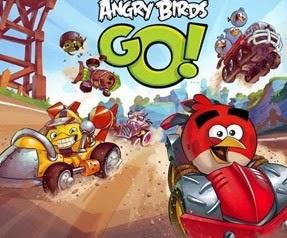 Angry birds go oyun severler için geliyor