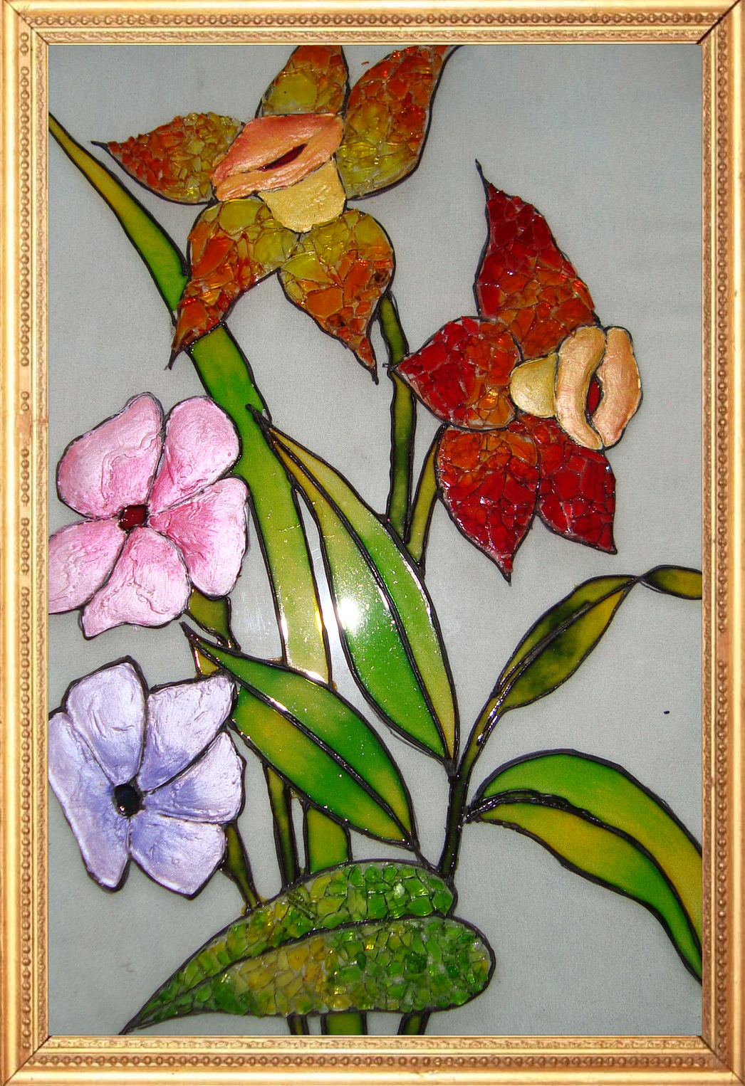 Glass Paintings ~ Pratibha Art & Craft