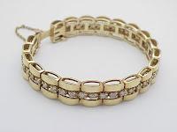 Tennis Bracelet Jacket
