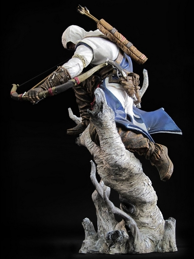 Connor Pvc Figure Assassin's Creed 3