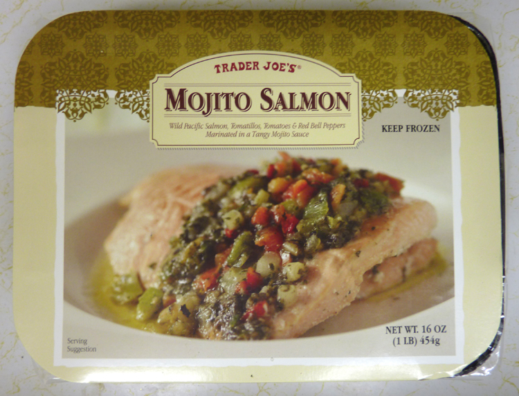 What 39 s good at trader joe 39 s trader joe 39 s mojito salmon for Trader joes fish