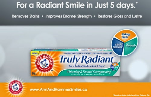 Printable coupon arm and hammer toothpaste