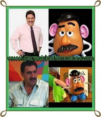 Carlos Roberto Massa, Ratinho Brasileño con el Señor Potato