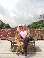 LOVE LOCK PENANG HILL