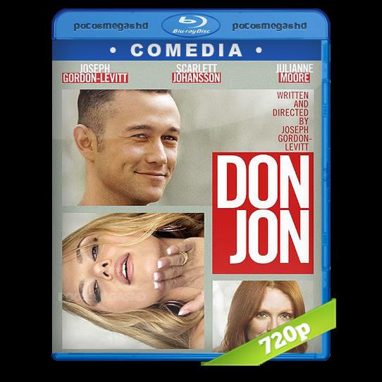 Un atrevido don Juan (Don Jon) (2013) BRRip 720p Audio Ingles + SUB ESPAÑOL