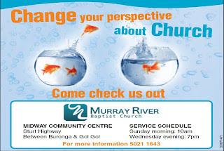 Murray River Baptist Church