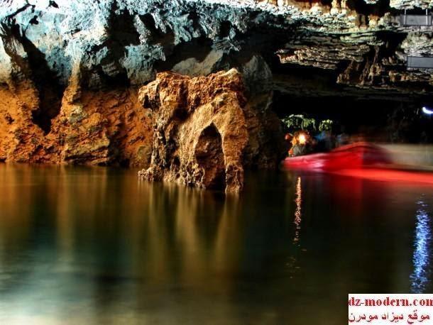 كهف علي الصدر Hamedan Ali Sadr Cave
