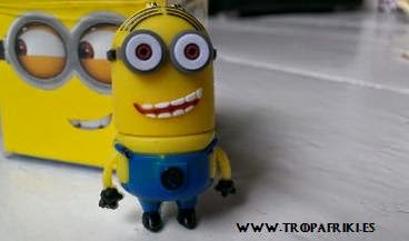 Memoria USB Minion, Gru, mivillano favorito 8GB 5,87€