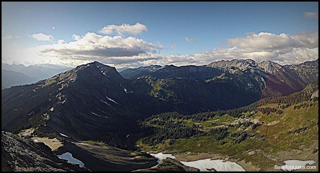 sentinal peak