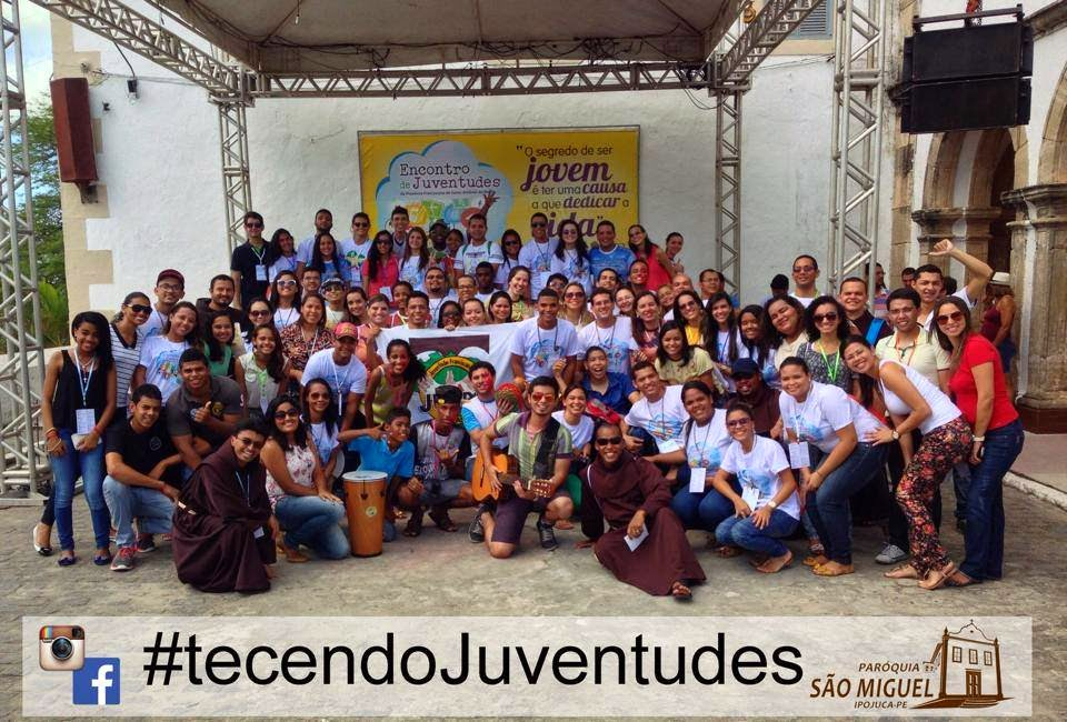 Carta dos (as) Jufristas presentes no Encontro de Juventudes da Província Franciscana de Santo Antônio do Brasil