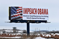 congress delivered articles of impeachment for obama