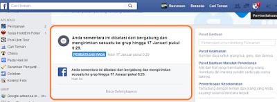 Mengatasi tidak bisa komentar di facebook 8