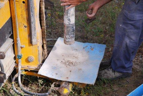 Casa rural hacienda la morena estudio del suelo etude for Etude du sol