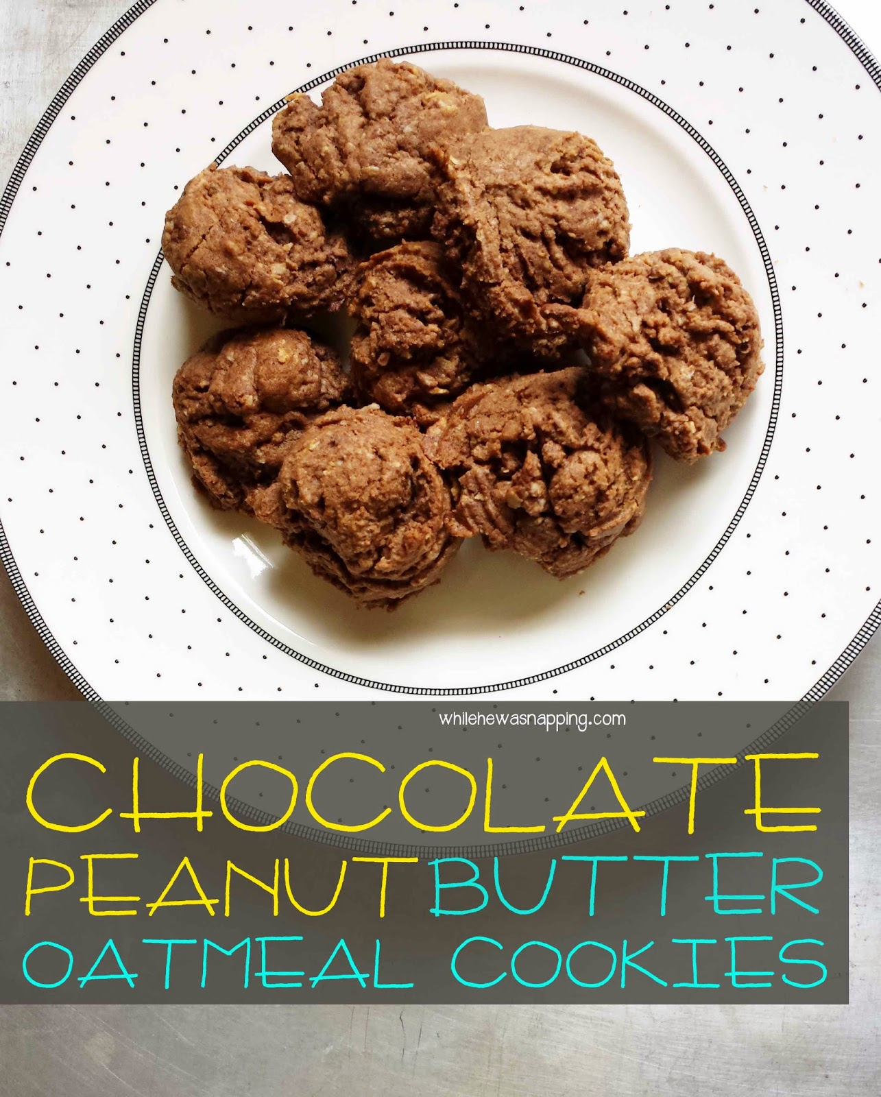 Did you try out any of the cookie recipes I posted this ...
