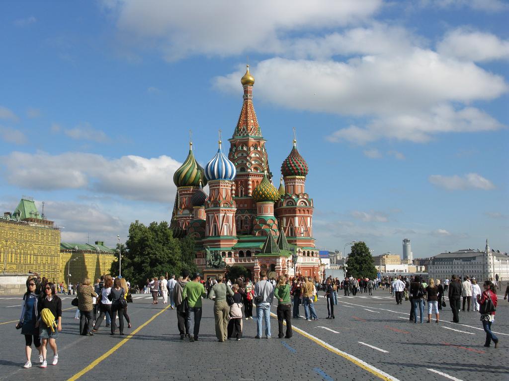 Frommer - s Favoritt Erfaringer i Russland