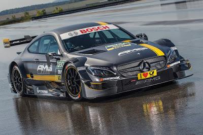 Mercedes-AMG C 63 DTM 2016 Front Side