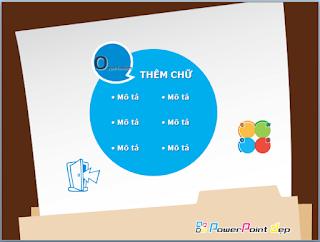 Mẫu PowerPoint SWOT FREE