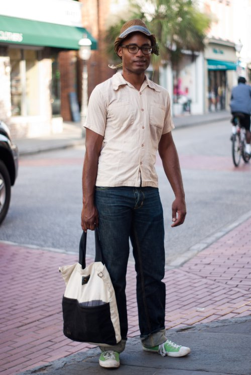 mens fashion in the south, southern street style and fashion, Charleston street style