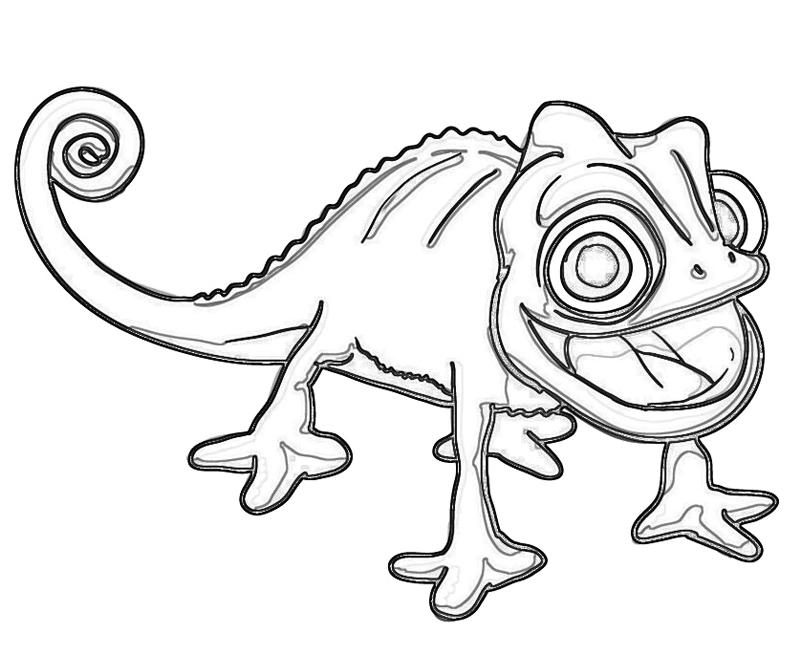 tangled-pascal-funny-coloring-pages