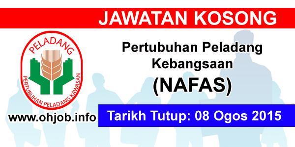 Jawatan Kerja Kosong Pertubuhan Peladang Kebangsaan (NAFAS) logo www.ohjob.info ogos 2015
