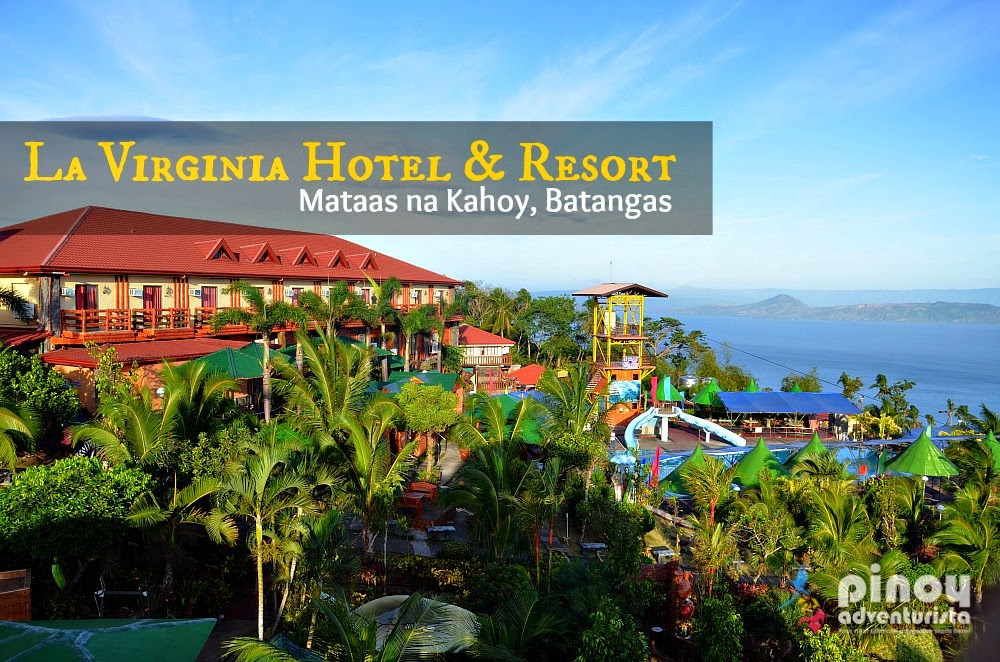 Travel Tip How To Get To La Virginia Resort In Mataas Na