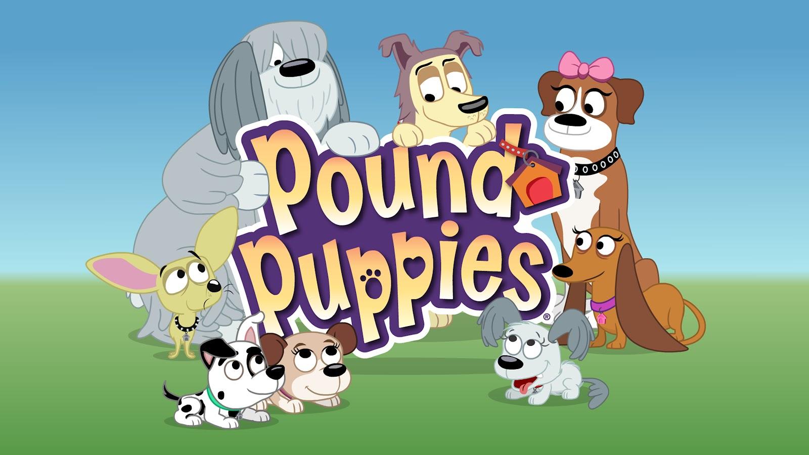 Minika Pound Puppies Oyunları