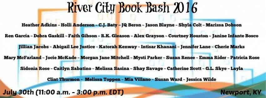 River City Book Bash 201566