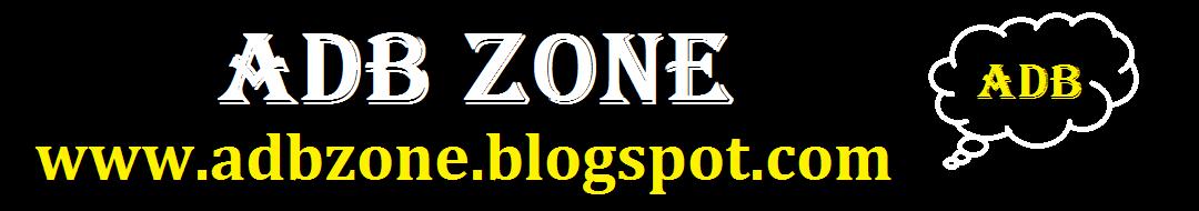 ADB ZONE