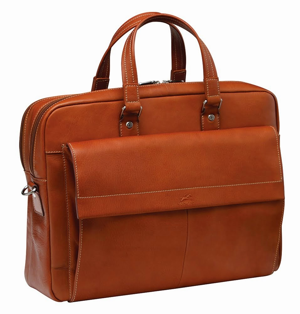 Columbian Collection Leather Briefcases