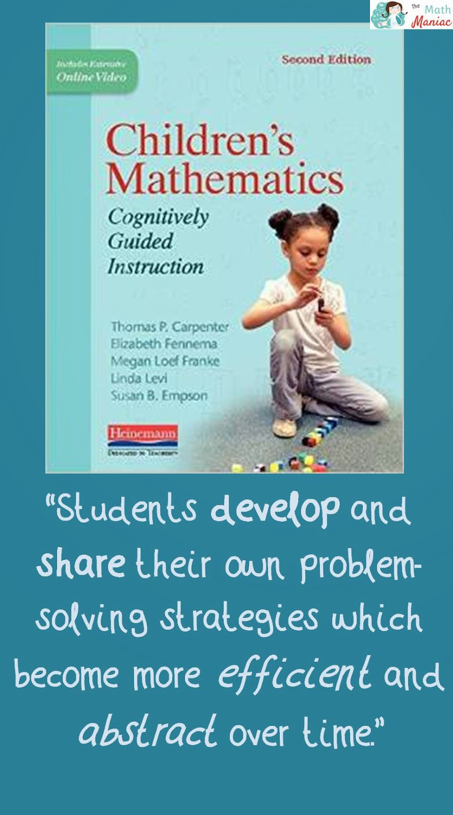 cognitively guided instruction math