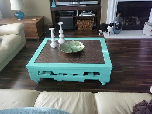 pallet coffee tables+(9) Стол из поддонов. 25 лучших идей. svoimi rukami