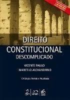 Direito Constitucional Descomplicado + Caderno de Questões
