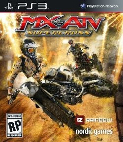 MX vs. ATV: Supercross – PS3