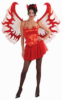 Halloween Costumes for Women, Diablas, Part 2