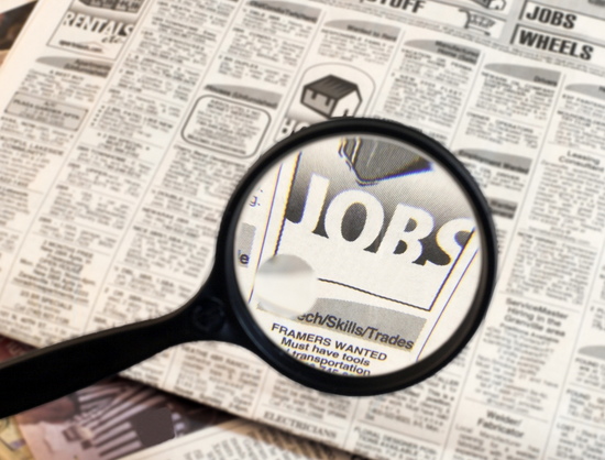 Mencari pekerjaan yang baik