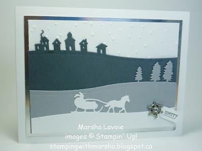 sleigh ride edgelits