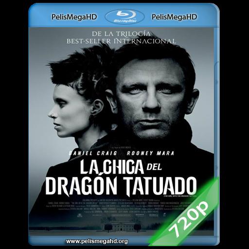 LA CHICA DEL DRAGÓN TATUADO (2011) 720P HD MKV ESPAÑOL LATINO