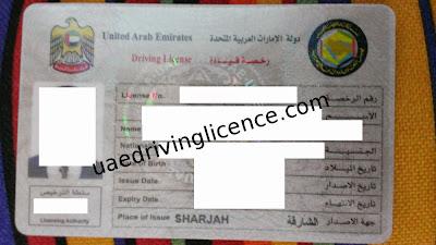 UAE Driving Licence - uaedrivinglicence.com