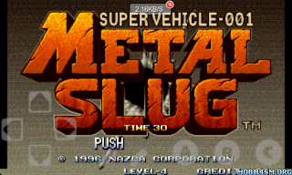Game HD Metal Slug all Device