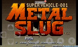 Game HD Metal Slug all Device