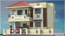 Front Elevation House Design in India